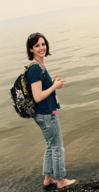 Just chilling' in the Sea...of Galilee